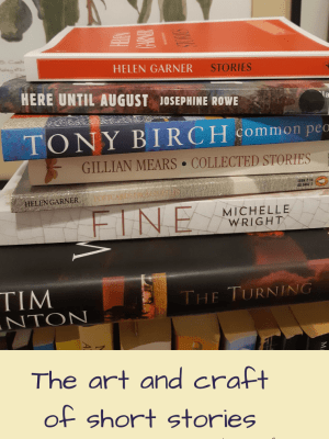 Short stories in collections