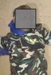 صورة اللص الذي قتل برصاصات أمام محل تجاري بولاية كيدي ماغه(تفاصيل)