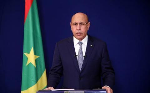 رئيس موريتانيا يدعو لإلغاء مديوينة أفريقيا لمواجهة «كورونا»