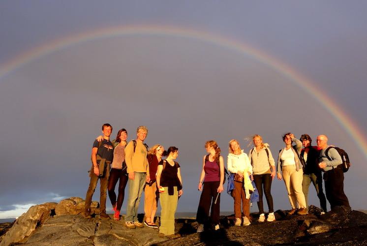 lava rainbow pipol