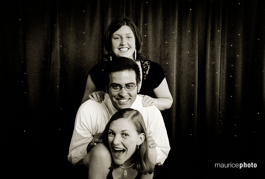 Photobooth Pictures in Seattle by Maurice Photo