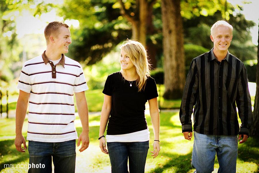 Family Portraits at UW