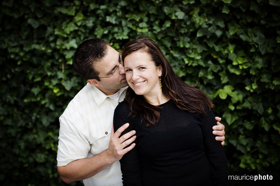 Engagement Portraits at Pike Place Market in Seattle
