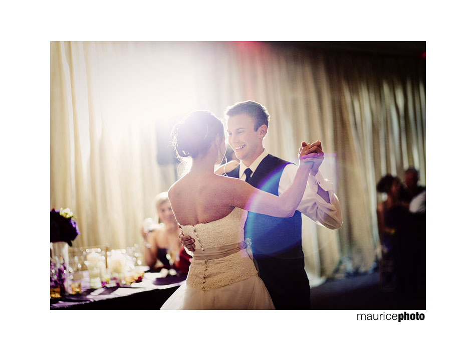 Snoqualmie Ridge wedding reception photography