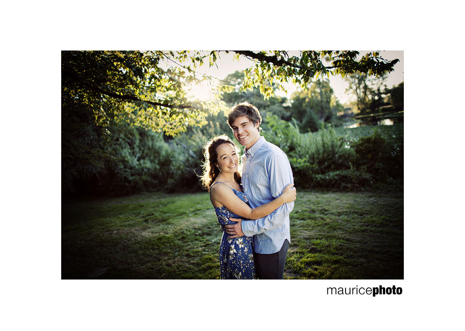 Engagement and Wedding Photography by Maurice Photo.