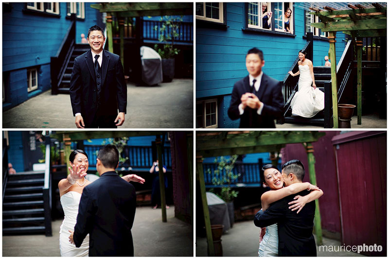 Downtown Seattle Wedding Pictures