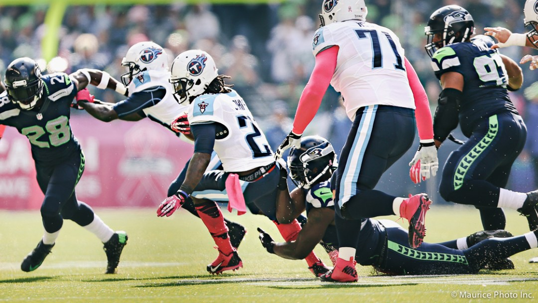 Seattle Seahawks vs Tennessee Titans;