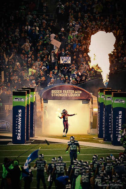 Seahawks CB Richard Sherman