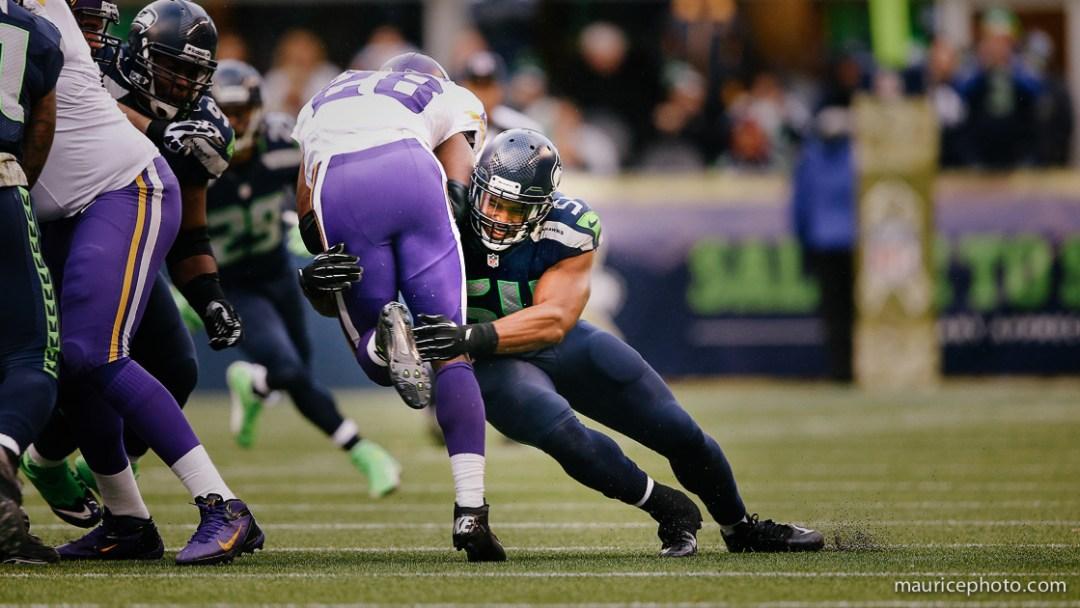 Seattle Seahawks vs. Minnesota Vikings- NFL Photos.