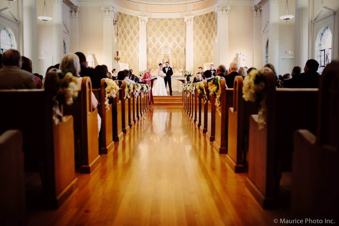 Wedding Photos at Holy Names Academy in Seattle