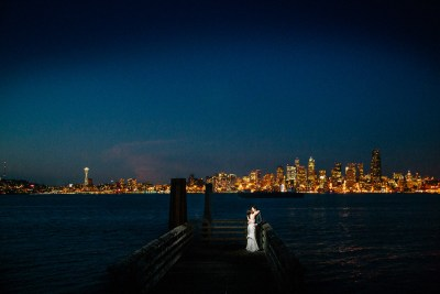 Alki Weddng Pictures West Seattle
