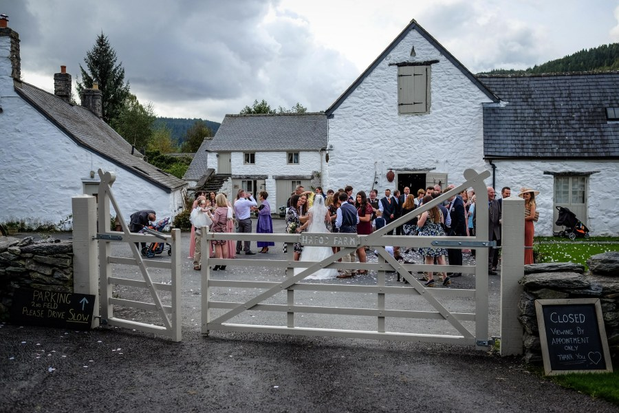 wedding venues in North Wales