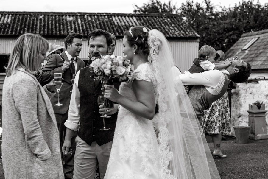 Hafod Farm Wedding - What is happening here.