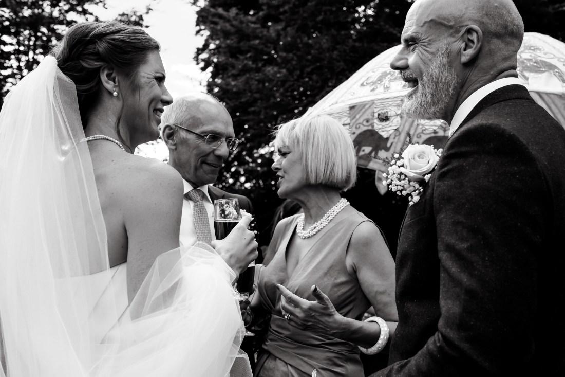 Statham Lodge Wedding - Afternoon reception
