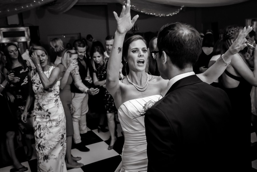 Wedding Photography Cheshire ~ First dance