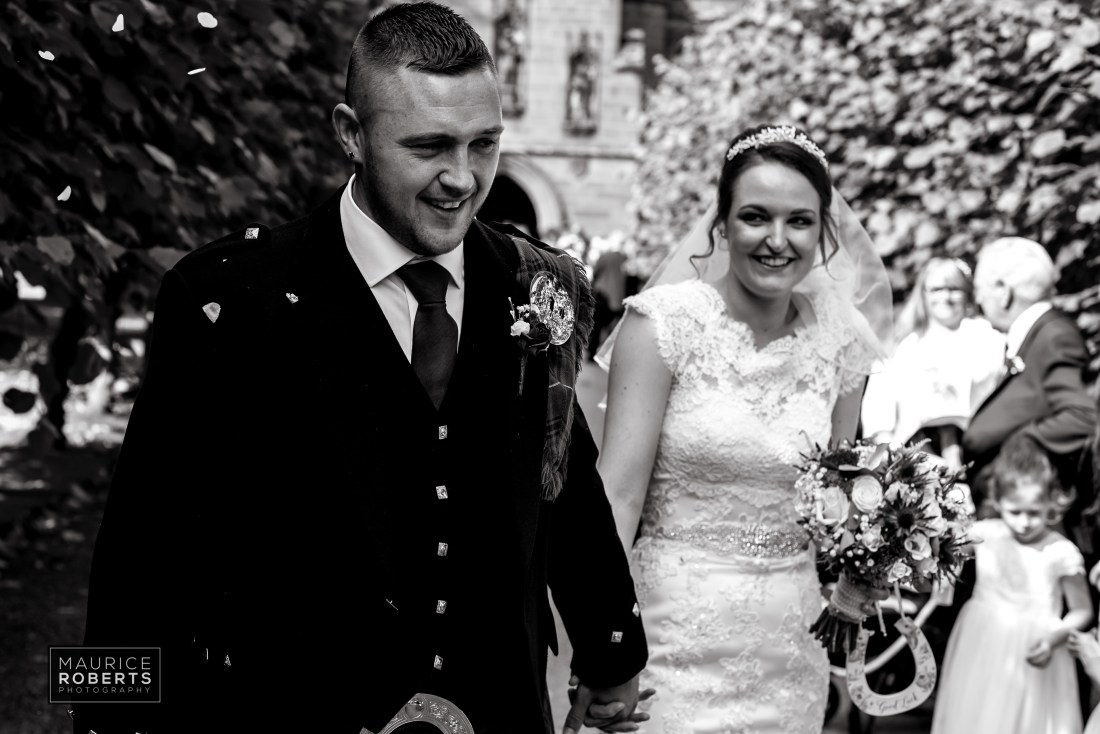 Cheshire Wedding Photographer ~ St Mary's Church