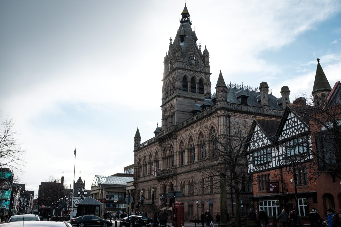 Chester Town Hall Wedding