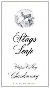 Stag's leap chardonnay