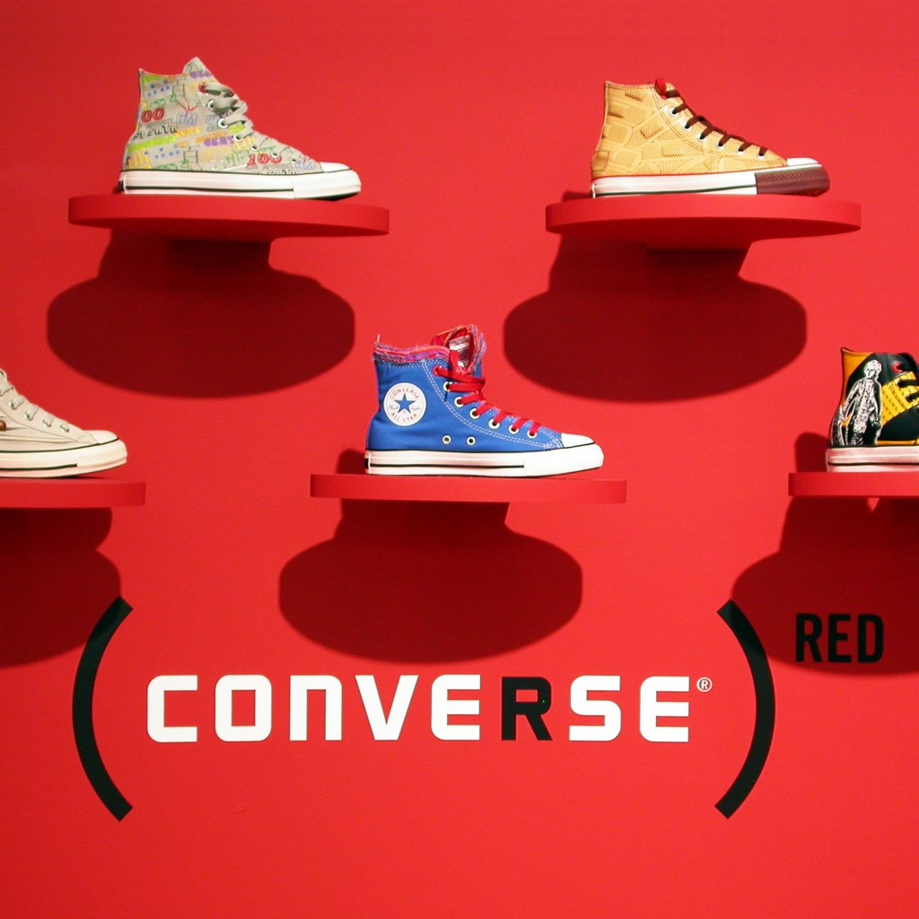 Converse #04 Bread & Butter