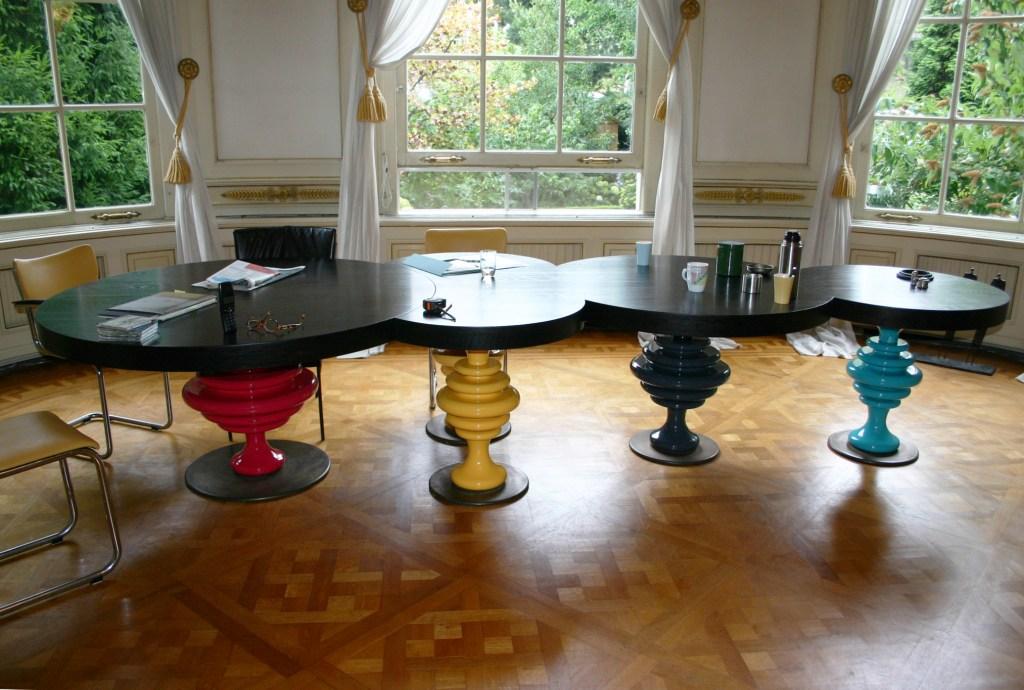 Table Herengracht Amsterdam
