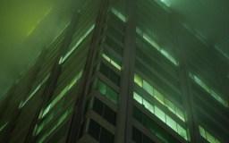 Green & Fog