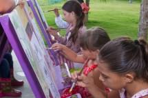 #kid #painting #mauricioclayton