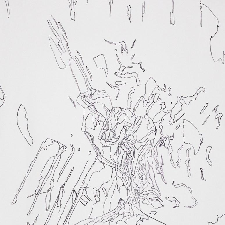 60x60cm Acrilico sobre algodón