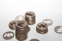 50 monedas de US$0.25 ctvs.