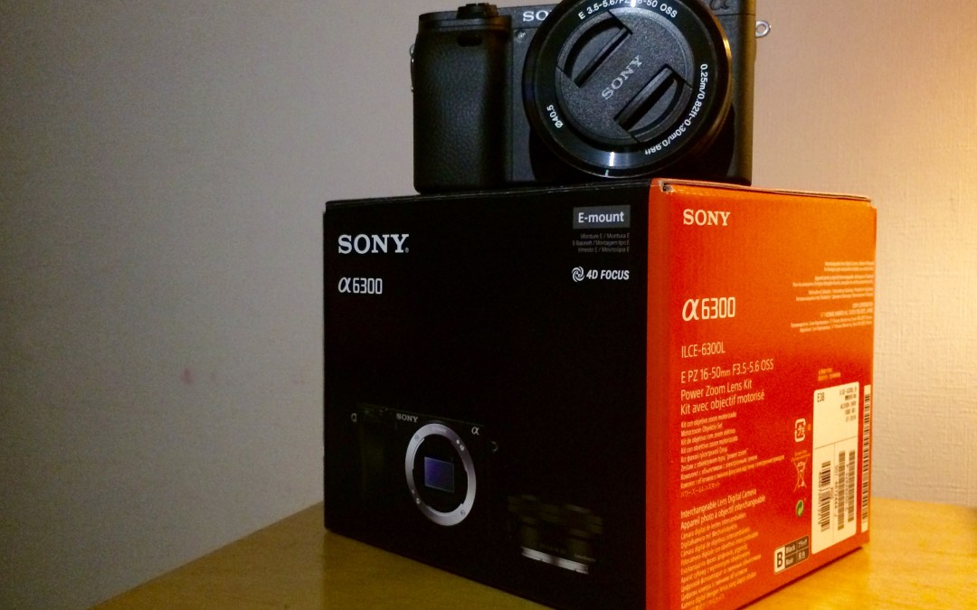 De Sony a Canon, y a la Sony A6300