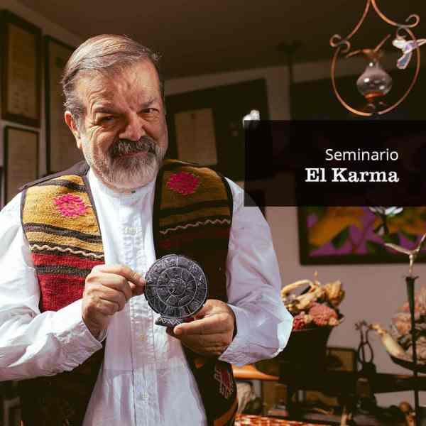 Mauricio Puerta el karma
