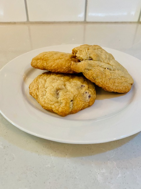 Rolo and Chocolate Chip Cookie Recipe