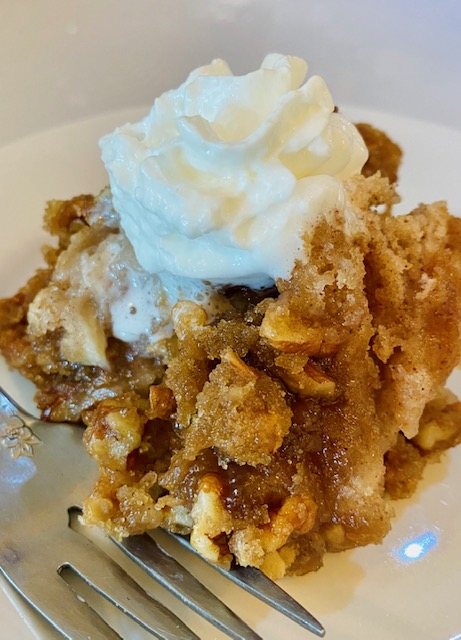Banana Nut Cobbler Recipe