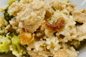 Cashew Chicken Bowl Recipe
