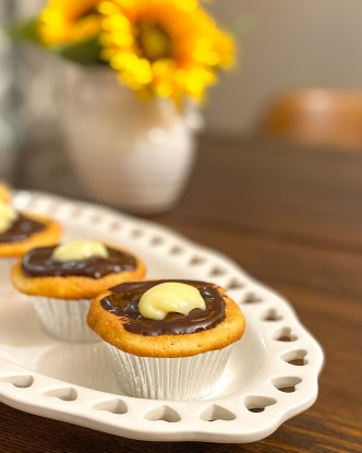 Boston Cream Cupcake Recipe