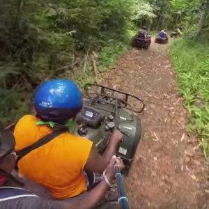 Hunt Your Adrenaline With A Safari Quad Biking Tour