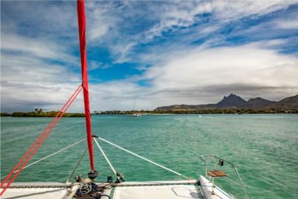 catamaran north mauritius