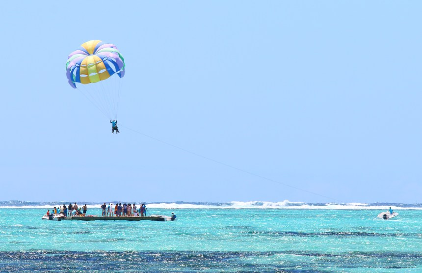 Parasailing FAQs for Mauritius