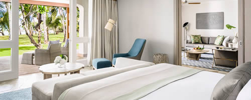 Le Saint Geran Beach Front Junior Suite