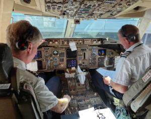 Cockpit checklist