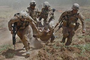 Militairen - Alleen of samen