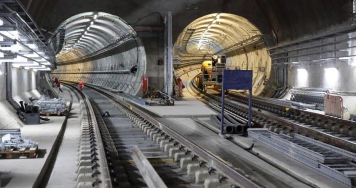 Crossrail, Collaboration & Circularity