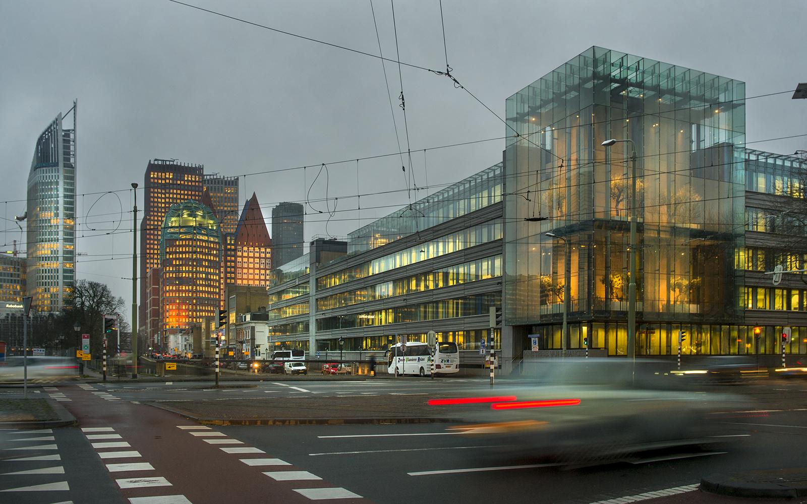 The Hague, city centre