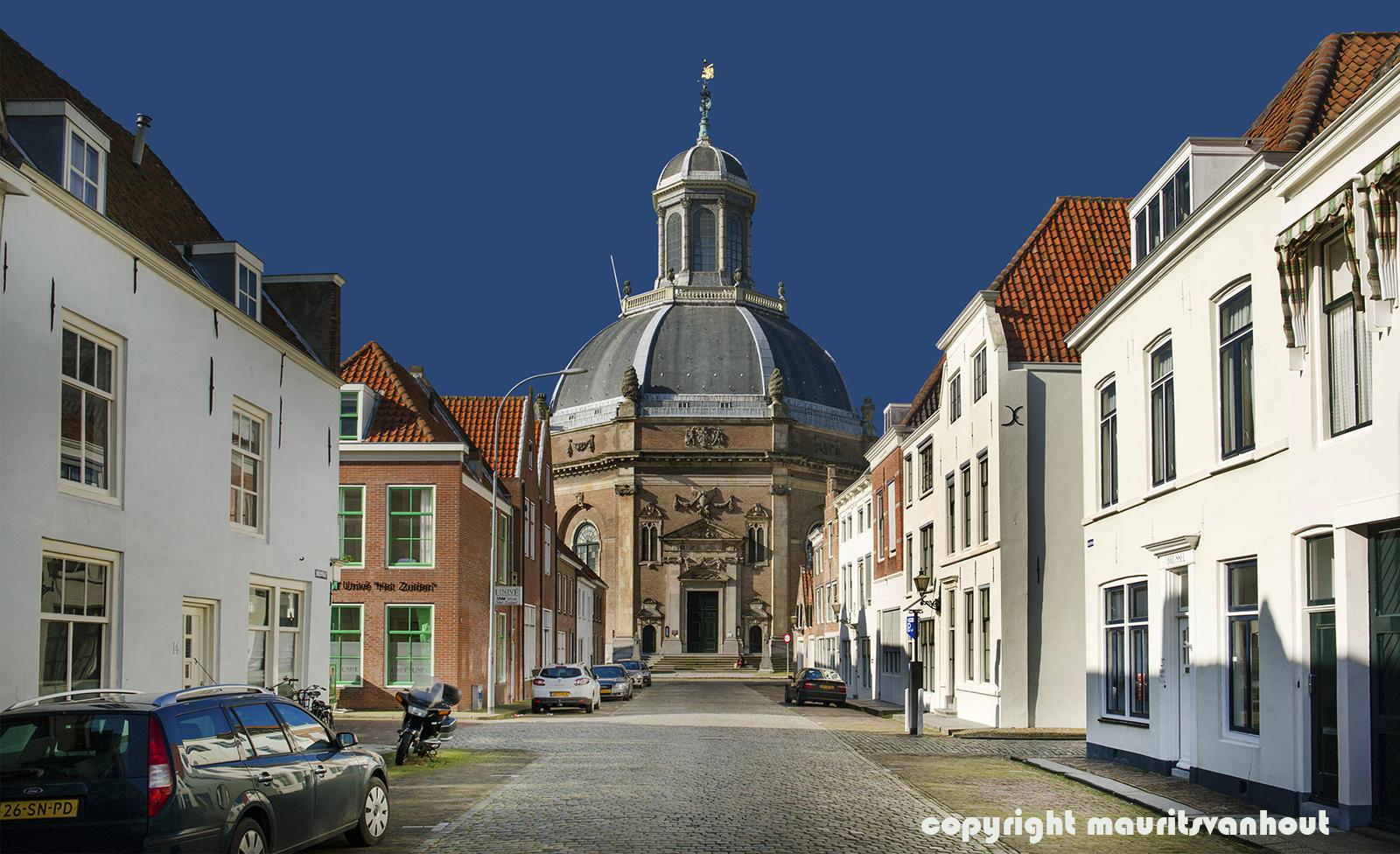 oostkerk, middelburg