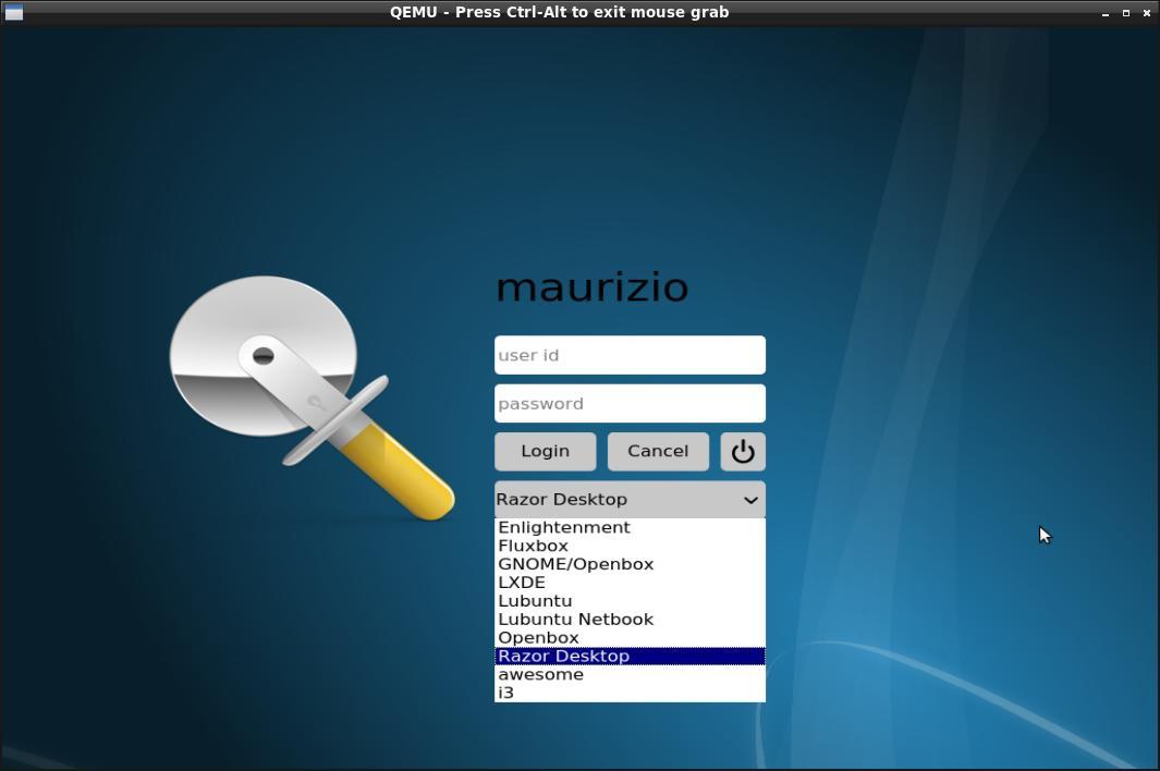 ubuntu 12.10 qemu-remastersys