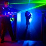 laser game sport spettacolo viaggiante