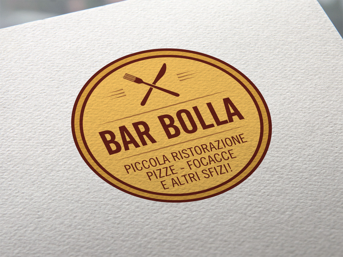 Bar Bolla - Logo