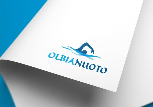 Olbia Nuoto - Logo