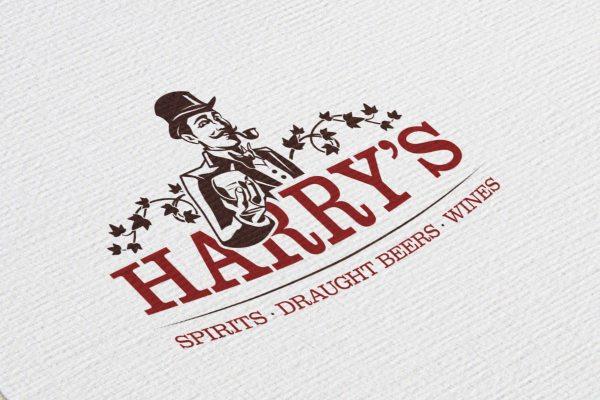 Harry's - Logo