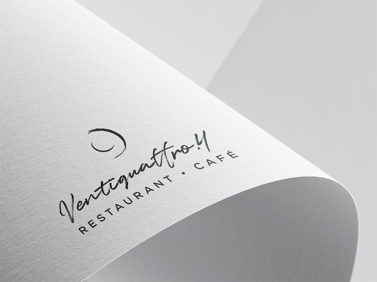 Ventiquattro.4 - Logo