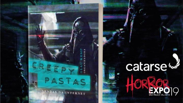 Creepypastas: lendas da internet volume 2